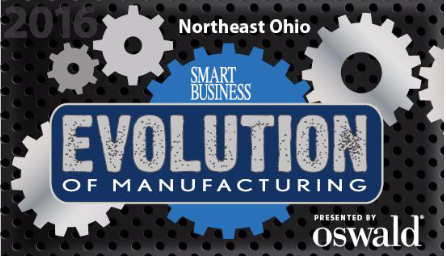 Blair Rubber Co. Named a 2016 Evolution of Manufacturing Awards Honoree
